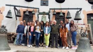 fonderia marinelli erasmus ka 107 2017-2018