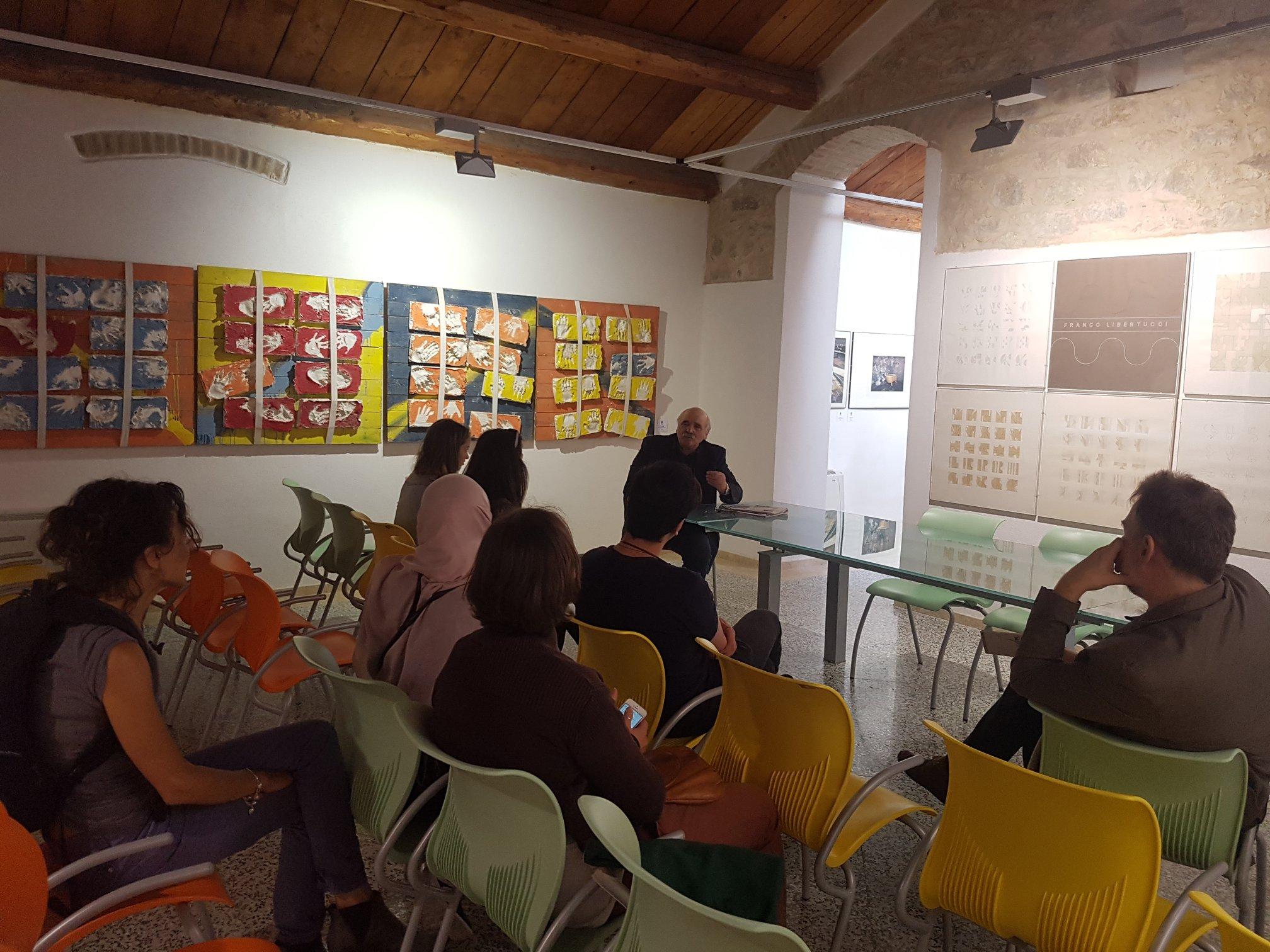 Visita studio MAAK Kalenarte (Casacalenda)